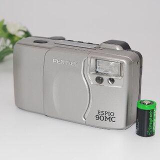 ペンタックス(PENTAX)の★綺麗・完動品★A126 PENTAX ESPIO 90MC(フィルムカメラ)