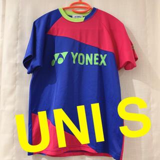 ヨネックス(YONEX)のウェア シャツ ゲーム 練習 ヨネックス YONEX バドミントン テニス S(バドミントン)