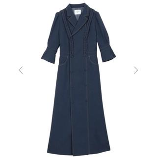 Ameri VINTAGE - Ameri VINTAGE TAILOR SUSPENDER DRESS