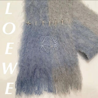 LOEWE - ロエベ♡マフラー