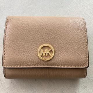 Michael Kors - MICHAEL KORS 二つ折り 財布