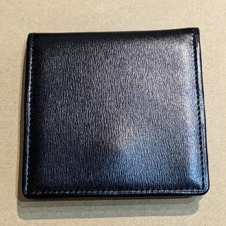和光堂 - 新品 WAKO 和光 コインケース 小銭入れ レザー ブラック