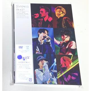 Johnny's - on eST (DVD初回盤) [ SixTONES ]