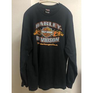 ハーレーダビッドソン(Harley Davidson)のHARLEY DAVIDSON    Tシャツ(Tシャツ/カットソー(七分/長袖))