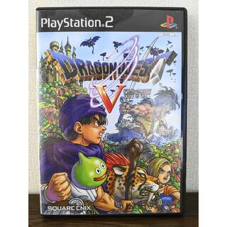 PlayStation2 - 【PS2】ドラゴンクエストV 天空の花嫁 (プレミアム映像ディスク同梱)