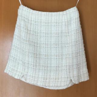 リランドチュール(Rirandture)のRirandture♡ツイードスカート♡ (ミニスカート)