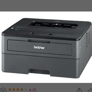 ブラザー(brother)のブラザー HL-L2375DW A4モノクロレーザープリンター(PC周辺機器)