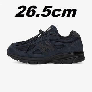 New Balance - 26.5cm 新品 JJJJound×New Balance M990JJ4 紺