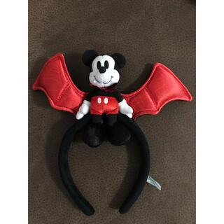 Disney - ディズニー カチューシャ ミッキー ドラキュラ ハロウィン