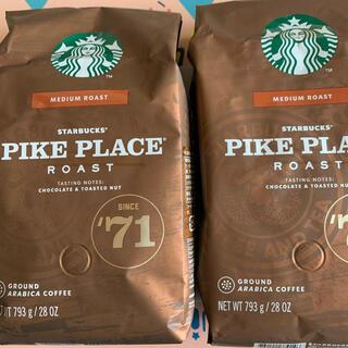 Starbucks Coffee - 大容量!コストコ スターバックスコーヒー 793g×2袋