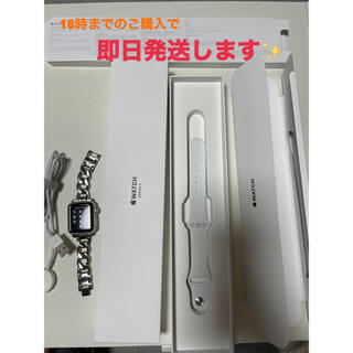 Apple Watch - アップルウォッチ Apple Watch series3 GPSモデル 38mm