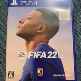 PlayStation4 - fifa22 ps4 通常盤
