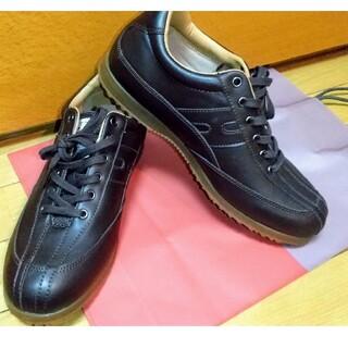 ホーキンス(HAWKINS)の25.5cm☆新品☆大人気HAWKINSホーキンス カジュアルシューズ靴スニーカ(ドレス/ビジネス)