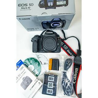 Canon - EOS 5D MarkIV【ボディ】