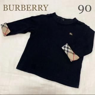 BURBERRY - BURBERRY バーバリー ベビー キッズ コーデュロイ トップス 90