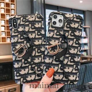 【 iPhone12Pro 】ブラック iPhoneケース iPhoneカバー
