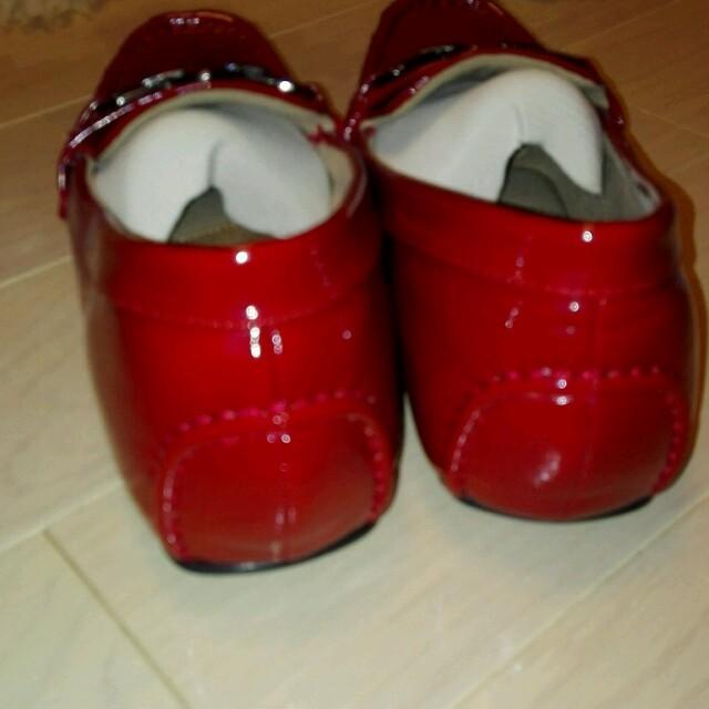 新品 コンフォートシューズ レディースの靴/シューズ(ローファー/革靴)の商品写真