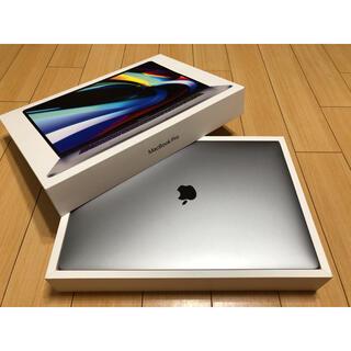 Mac (Apple) - Macbook Pro 16 インチ2019 スペースグレー