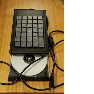 S35A プログラマブルキーボード 35キー 7×5 USB