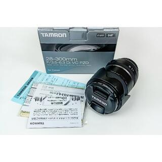 TAMRON - TAMRONフルサイズ用 高倍率ズームレンズ 28-300mm