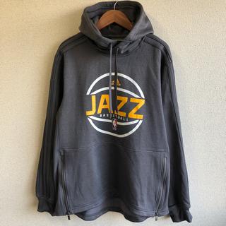 adidas - NBA  バスケットボール JAZZ プリント パーカー アディダス