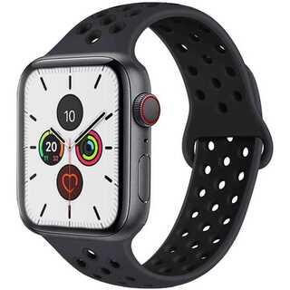 【B2B】Apple Watch スポーツバンド38mm/40mm(黒)