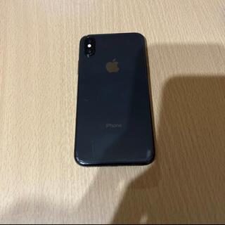 iPhone X 256GBスペースグレイ