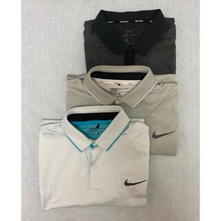 NIKE - 【中古】ナイキ ゴルフ ポロシャツ 3枚セット
