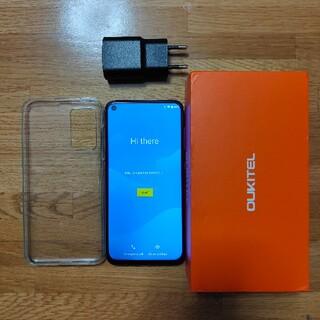 OUKITEL C21 スマートフォン