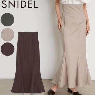 snidel - SNIDEL♡ハイウエストタイトヘムフレアスカート