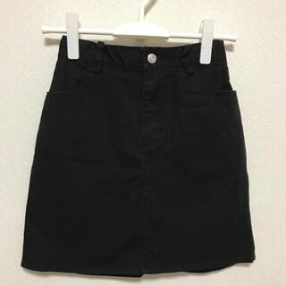 ウィゴー(WEGO)のウィゴーデニムスカート(ひざ丈スカート)