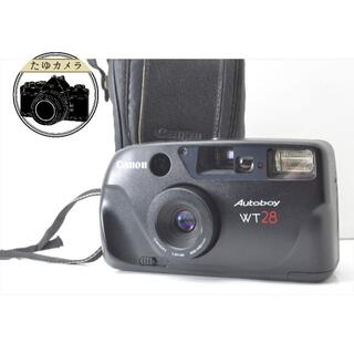 Canon - Canon キャノン Autoboy WT28 動作確認済 清掃済 @2435