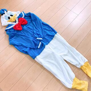 ディズニー(Disney)のコスプレ ディズニー ドナルド 着ぐるみ ハロウィン(コスプレ)
