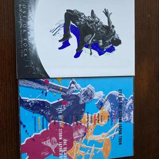 ワンオクロック(ONE OK ROCK)のone ok rock blu-ray 2枚組(ミュージック)