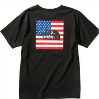 THE NORTH FACE - ノースフェイス ブラック NT32053 K Tシャツ L
