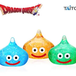 TAITO - 【全3種】ドラゴンクエスト AM スライムクリアフィギュア ~ラメバージョン~