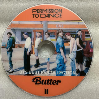 防弾少年団(BTS) - BTS 2021 2nd BEST PV COLLECTION DVD