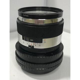 ペンタックス(PENTAX)のYASHINON-DX 50MM F2 M42 レンズとマウントアダプターセット(レンズ(単焦点))