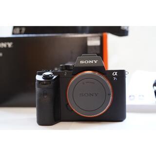 SONY - SONY α7SⅡ ボディ ILCE-7SM2 フルサイズ一眼カメラ