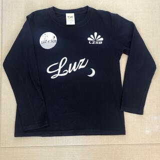 ルース(LUZ)のルースイソンブラ  長袖Tシャツ 150 ネイビー(ウェア)