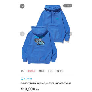 XLARGE 2021 SPRING COLLECTION / パーカー