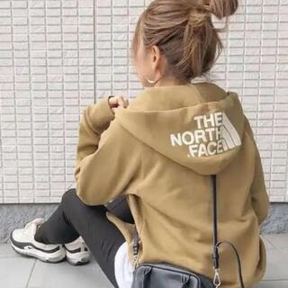 THE NORTH FACE - ノースフェイス パーカー M リアビューフルジップフーディ ケルプタン