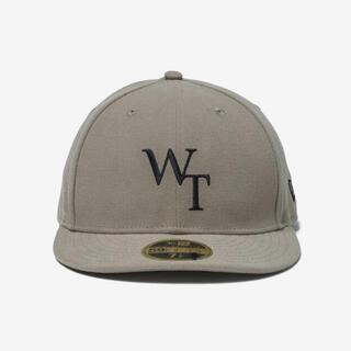 W)taps - 59FIFTY LOW PROFILE CAP POLY TWILL wtaps