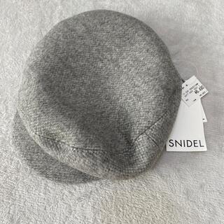 snidel - snidel 帽子