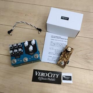 VeroCity Effects Pedals プリアンプ ブースター(エフェクター)