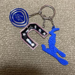 フラグメント(FRAGMENT)のcactus jack fragment 3 charm keychain(キーホルダー)