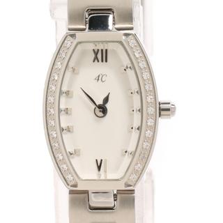 ヨンドシー(4℃)のヨンドシー 4℃ 腕時計    レディース(腕時計)