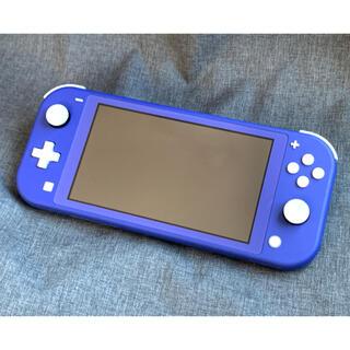 Nintendo Switch - Nintendo Switch NINTENDO SWITCH LITE ブルー
