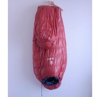 モンベル(mont bell)のdeuter ドイターダウンシュラフ   新品未使用 登山 キャンプ ツーリング(寝袋/寝具)