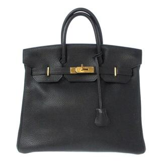 Hermes - エルメス ハンドバッグ オータクロア32 黒